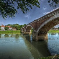 Sisak Old Bridge 2
